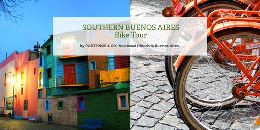 Southern Buenos Aires Bike Tour & coffee (RESERVATION!)