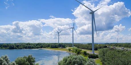Uniek bezoek aan een windmolen tickets