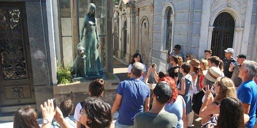 Historias del Cementerio de la Recoleta
