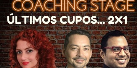 Coaching Stage entradas