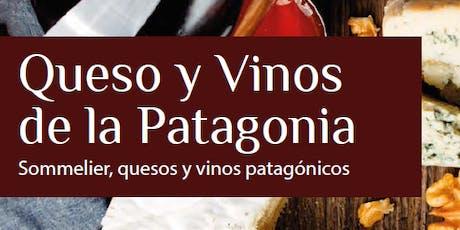 Miércoles de Quesos y Vinos de la Patagonia entradas