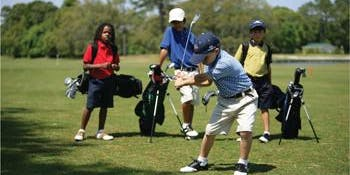 JULY 22-24 GOLF CAMP