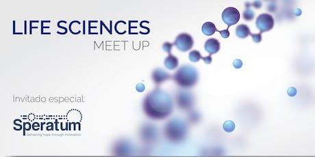 Life Sciences meetup - invitado especial: Speratum entradas