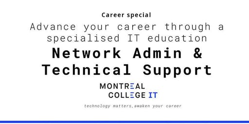 Career pathway program in Networking and Technical Support