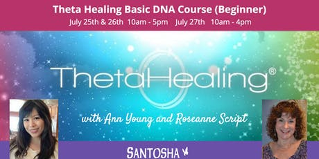 Theta Healing, Basic DNA Course, Level 1 tickets
