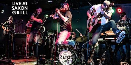 ZBTB Zac Brown Tribute Band at Saxon Grill tickets