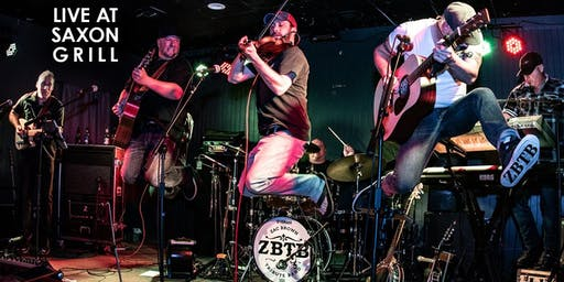 ZBTB Zac Brown Tribute Band at Saxon Grill