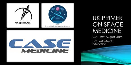 UK Primer on Space Medicine tickets