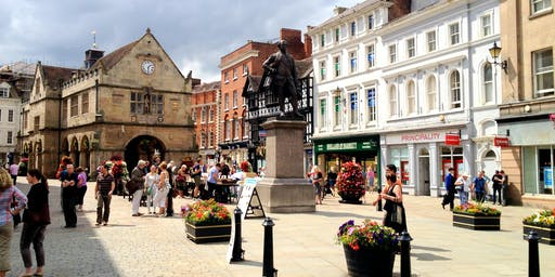 Shropshire Charity Networking Group - September meeting