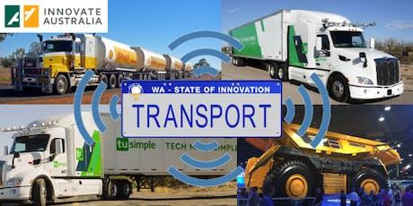 Autonomous Heavy Transport - Transport Innovation Network tickets