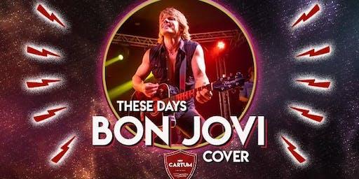 THESE DAYS BON JOVI COVER EM CAMPINAS (O CARTUM ESTÁ DE VOLTA)
