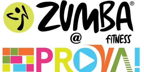 ZUMBA at PROVA tickets