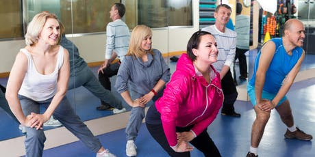 Fit Club: Zumba tickets