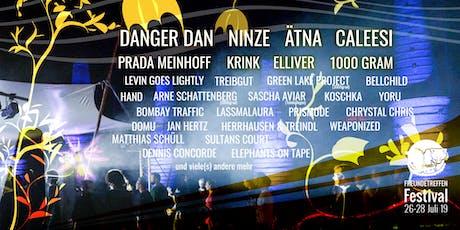 FREUNDETREFFEN Festival 2019 Tickets
