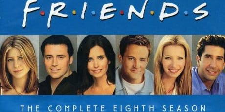 'Friends' Trivia at Rec Room (The One About Season Eight) tickets