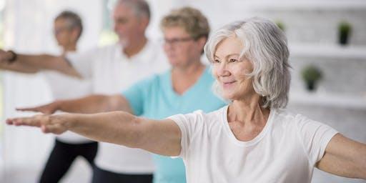 Fit Club: Senior Stretch
