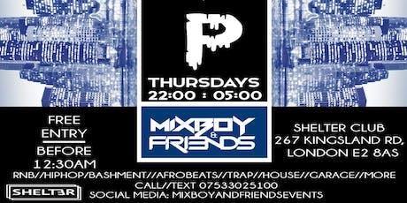 Drip Thursdays 25th July Guest Dj Triple C @shelterclub London tickets