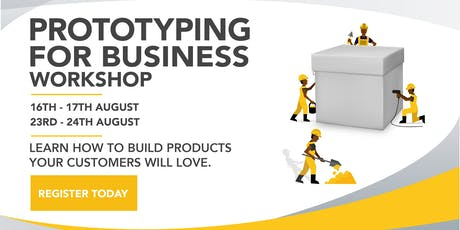 Prototyping For Business Workshop tickets