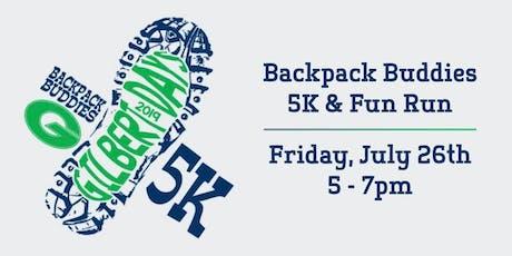Backpack Buddies 5K & Fun Run tickets