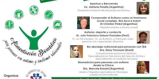 """JORNADA INTERNACIONAL BIOMEDICA """"MIREMOS DIFERENTE: NUTRICION, CONDUCTA Y DEPORTE"""""""