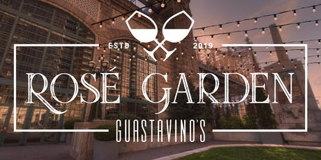 The Rose Garden at Guastavinos tickets