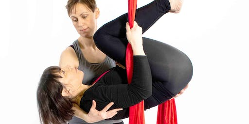 Aerial Silks Foundation Instructor Training Course