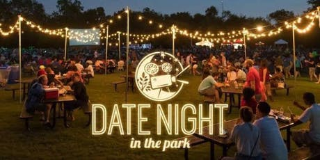 Movie in the Park date night tickets