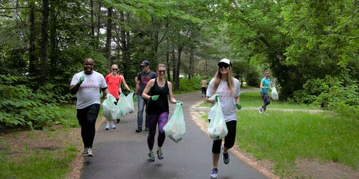 Keep America Beautiful Trash Dash Plog 5K
