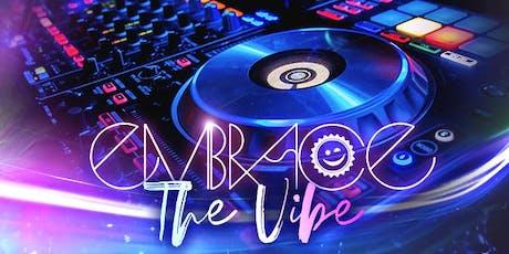 Embrace The Vibe at 02 Lounge w/ Revolution Sound & Unique Soundz tickets