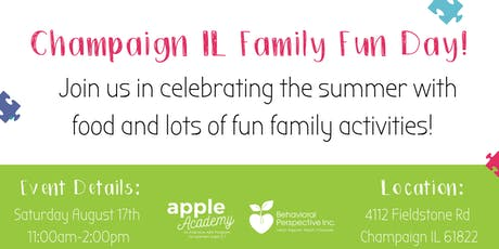 Champaign IL Family Fun Day! tickets