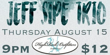 Jeff Sipe Trio tickets