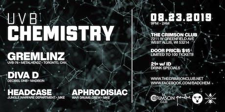 CHEMISTRY feat. GREMLINZ tickets