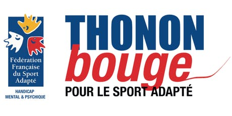THONON BOUGE POUR LE SPORT ADAPTE billets