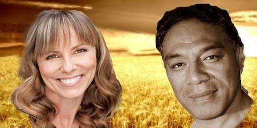 Sarah Sweeting & Eddie Muliau