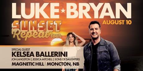 Luke Bryan: Sunset Repeat Tour   tickets