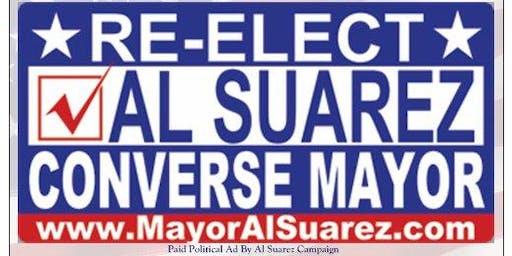 Mayor Al Suarez Re-Election Campaign Kickoff