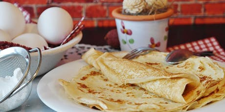 Brunch: Sweet & Savory Crepes tickets