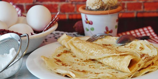 Brunch: Sweet & Savory Crepes