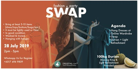 Fashion Swap Party tickets