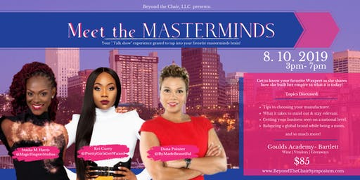 Meet The Masterminds
