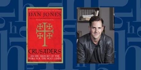 Crusaders: An evening with Dan Jones tickets