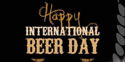 Celebrate International Beer Day w/ Optiv