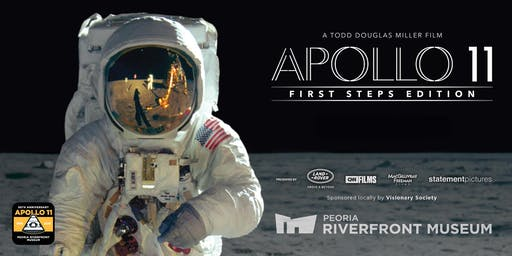 Apollo 11: First Steps Edition FREE SCREENING