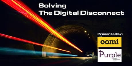 Solving the Digital Disconnect: The Future of NFP Technologies tickets