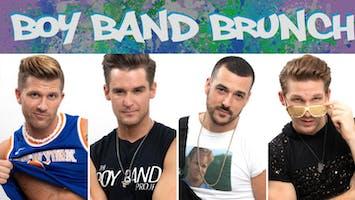 Boy Band Brunch