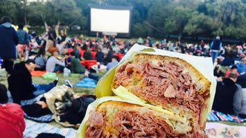 Street Food Cinema: Glendale (Brand Library Park)