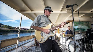 Rock 'n' Roll on the River Tribute Band Cruises