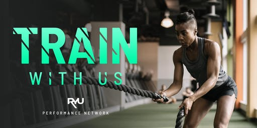 Train with Us at RYU Fashion Island, Newport Beach