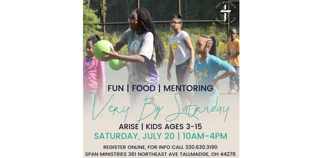 VBS (Very BIG Saturday)The biggest ARISE Saturday of the year! tickets