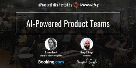 #ProductTalks: Building AI-Powered Product Teams  tickets